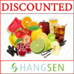 Discounted Hangsen E-liquid ready for TPD