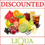 Discounted Liqua E-Liquid ready for TPD