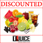 Discounted T-Juice E-Liquid ready for TPD