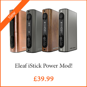 Eleaf iStick Power Mod - TPD Compliant