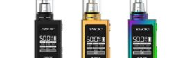 Smok QBOX Kit with TFV8 Baby