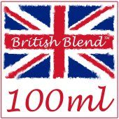 British Blend 100ml Nicotine Free E-Liquid