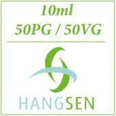Hangsen 10ml E-Liquid 50/50 Range