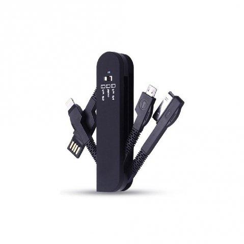 3 in 1 USB Adapter (Micro USB, 8 Pin & 30 Pin)