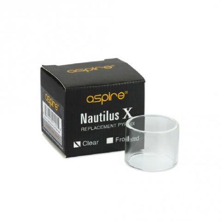 Aspire Nautilus X Tank Spare Glass Tube