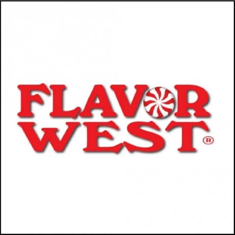Flavor West Natural Peppermint Flavour Concentrate 30ml