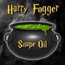 Harry Fogger Snape Oil 50ml (60ml Short Fill) Nicotine Free E-Liquid