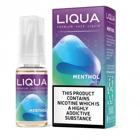 Liqua Elements Menthol E-Liquid 10ml