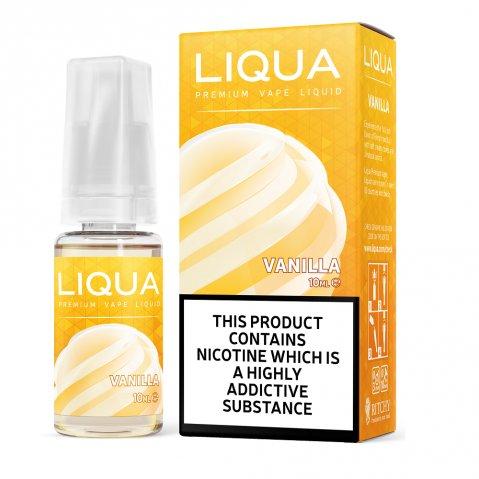 Liqua Elements Vanilla E-Liquid 10ml