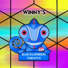 Winny's Blue Raspberry Chewitz 50ml (60ml Short Fill) Nicotine Free E-Liquid