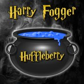 Harry Fogger Huffleberry 50ml (60ml Short Fill) Nicotine Free E-Liquid