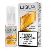 Liqua Elements Traditional Tobacco E-Liquid 10ml