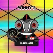 Winny's Blackjack 50ml (60ml Short Fill) Nicotine Free E-Liquid