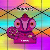 Winny's Vymto 50ml (60ml Short Fill) Nicotine Free E-Liquid