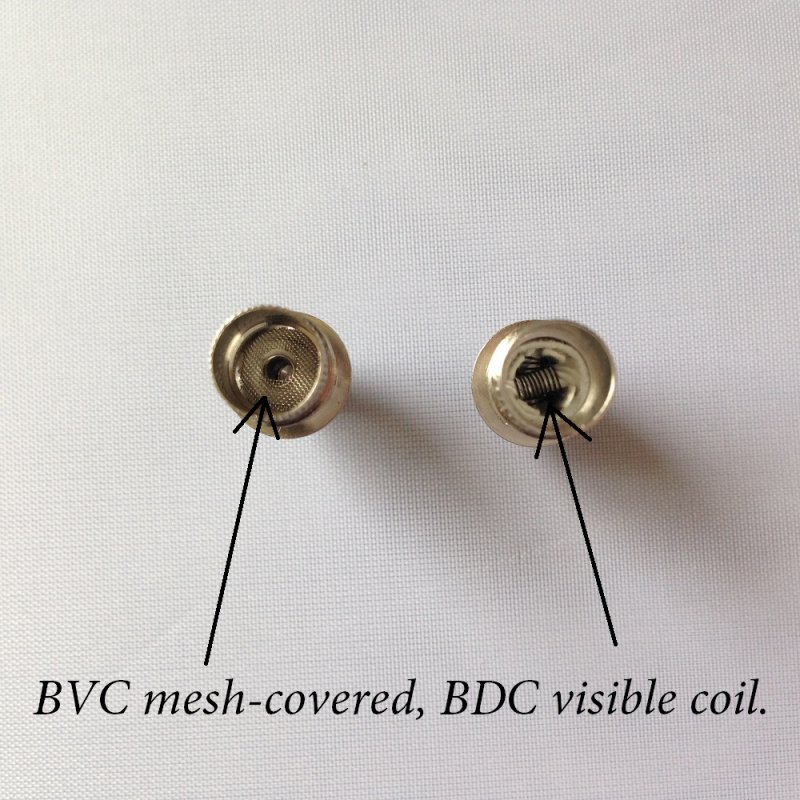 how to clean atomiser coils